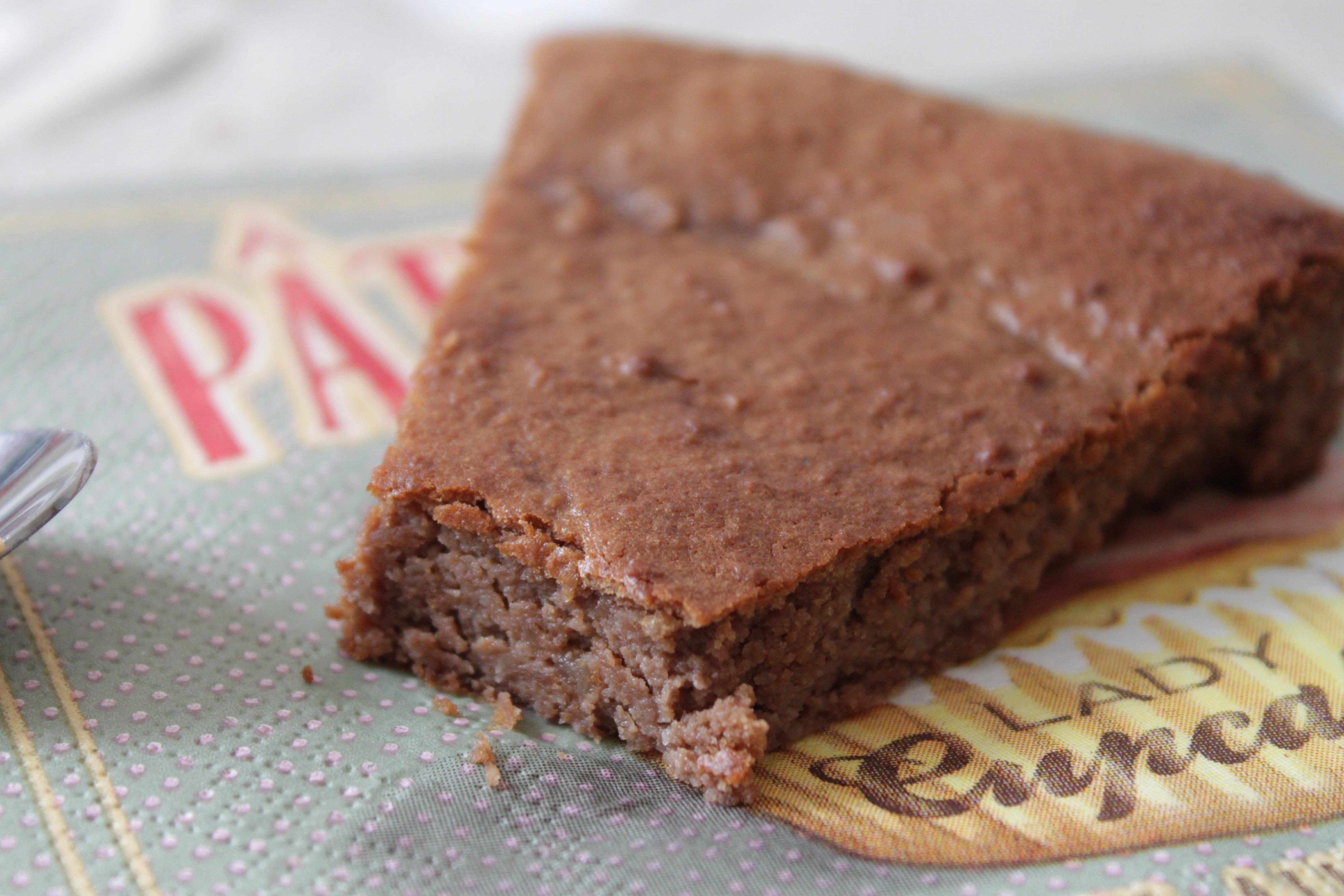 G teau la ricotta la noisette et au chocolat sans beurre ni farine tout en douceurs - Gateau ananas sans beurre ...