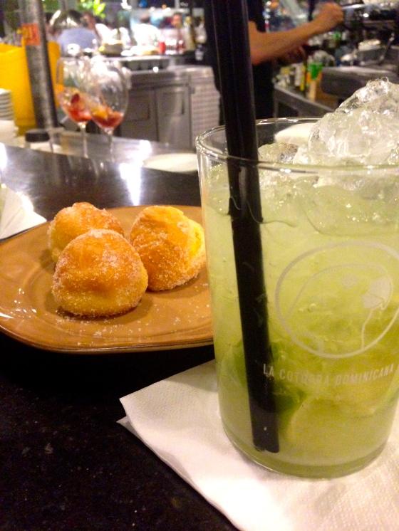 Caïpirinhas & bolinhas: what else ?