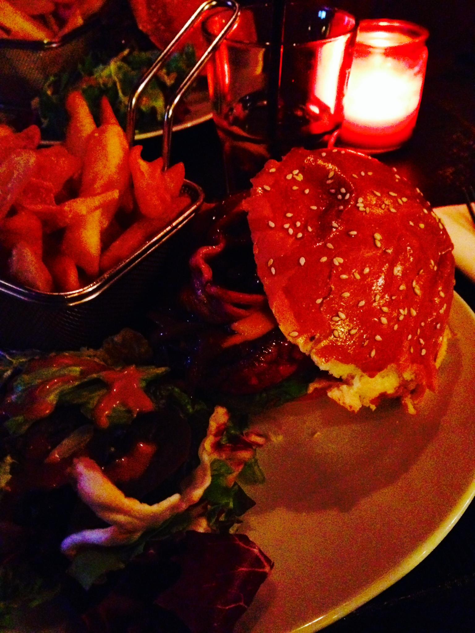 Charlie Birdy burgers